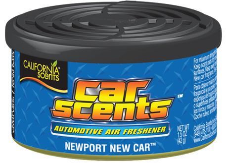 California Scents vůně Newport New Car 42g